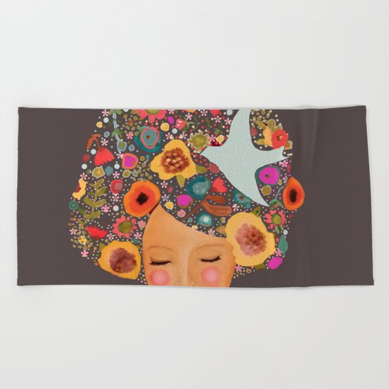 annabelle Beach Towel