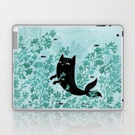 Undersea (Mint Remix) Laptop & iPad Skin