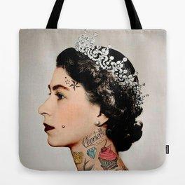 Rebel Queen Tote Bag