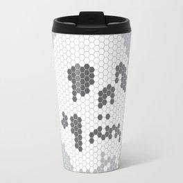 Skull Tile Travel Mug