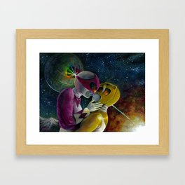 The Last Girls Night Out Framed Art Print