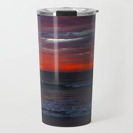 Warm Horizon Travel Mug