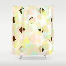 Pretty n Pink Shower Curtain
