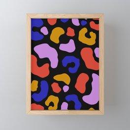 Through anything Framed Mini Art Print