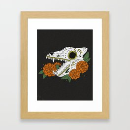 Lobo Framed Art Print