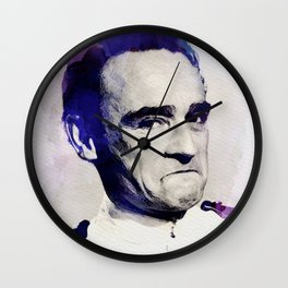 Kenneth Connor, Carry On Actor Wall Clock