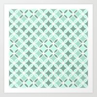 vector Art Prints featuring Vector by Pure