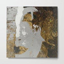 Klimt art Stylization Metal Print