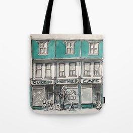Queen Mother Cafe Toronto Tote Bag