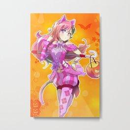 Ruby Rose  Metal Print