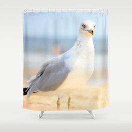 ocean grove Shower Curtain