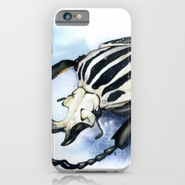 Goliath Beetle iPhone Case
