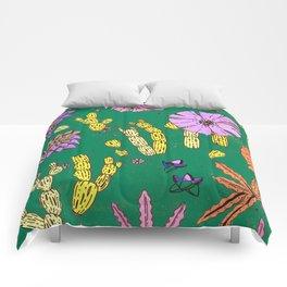 Baja California Comforters