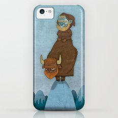 Man of the Mountains Slim Case iPhone 5c