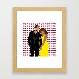 Bawse Love 03 Framed Art Print