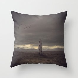 A Little More Elbow Room Throw Pillow