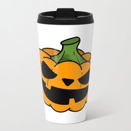 PUMPKIN spice Metal Travel Mug