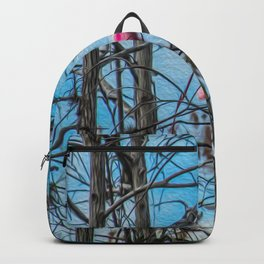 The Rose in the Tree Backpack