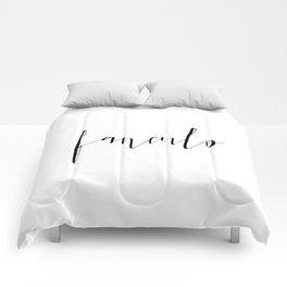 FANCULO Comforters