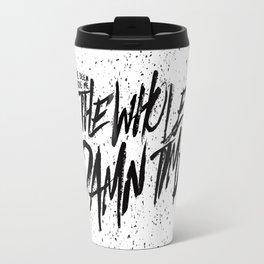 The Whole Damn Time FitzSimmons Travel Mug