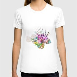 When I Dream of Lionfish T-shirt