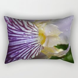 Iris 1 Rectangular Pillow