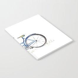 Spring bicycle Notebook