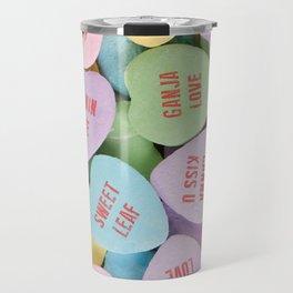 THC Valentine Travel Mug