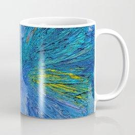 """Swat!"" Painting Coffee Mug"