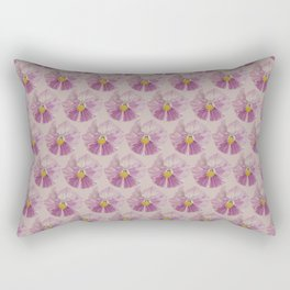 Botanical watercolor  Rectangular Pillow