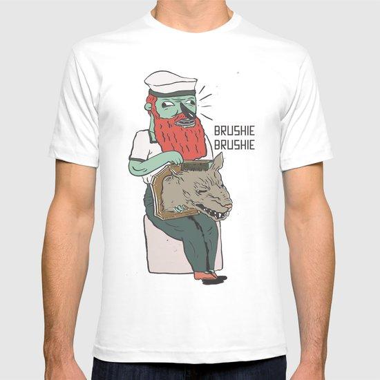 brushie brushie T-shirt