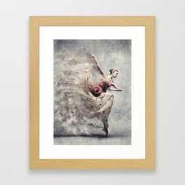 Dancing on my own 2 Framed Art Print