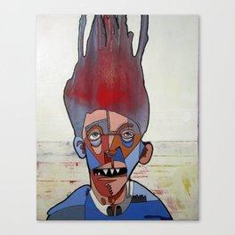 Dood Canvas Print