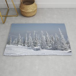 Winter season Rug
