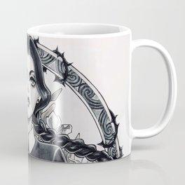 Miss Wednesday Addams Coffee Mug
