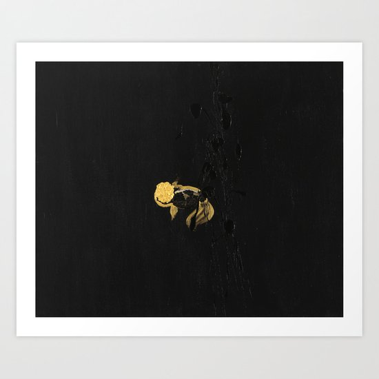 Caviar Art Print