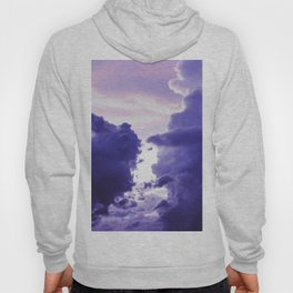 Lilac Clouds Hoody