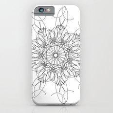 mandala art - peace Slim Case iPhone 6s