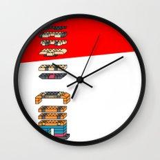 LEGO MAN  Wall Clock