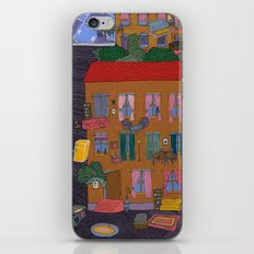 Inside Out Apartment iPhone Skin
