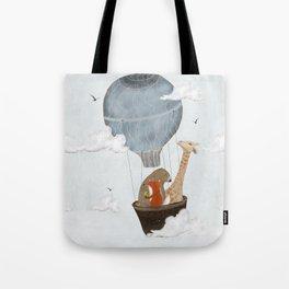 a big adventure Tote Bag
