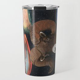 Aries - Zodiac Wildlife Series Travel Mug