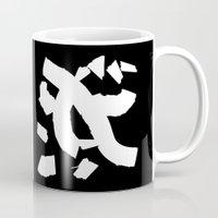 typo Mugs featuring Haiku typo by Manimoo