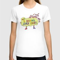 cherry blossom T-shirts featuring Cherry Blossom by PINT GRAPHICS