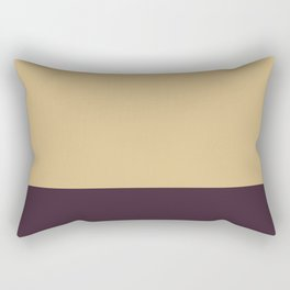 Beige Violet Color Printable Art, Modern Wall Art, Modern Home Decor, Gift, Office Decor Rectangular Pillow