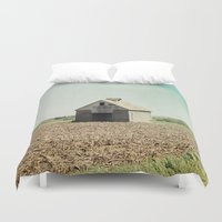 american beauty Duvet Covers featuring American Beauty Vol 21 by Farmhouse Chic