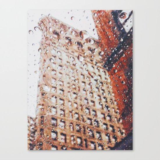 New York City Rain Canvas Print