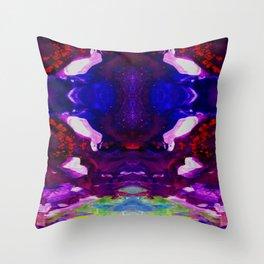 Diffusion Throw Pillow