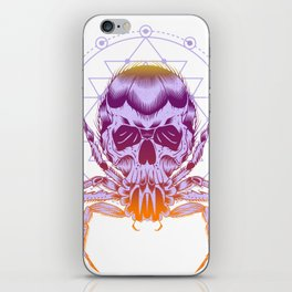 The Crab Zodiak Sign iPhone Skin