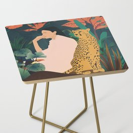 Into The Wild Side Table